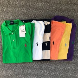 Tags on!! Ralph Lauren T-Shirts. Various colors